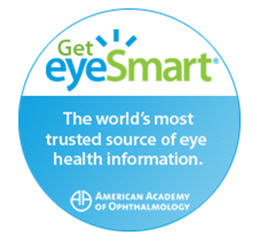 Get Eyesmart Image - links to aao.org